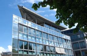 Fotostudio Focus Architekturfotografie Glashausfront