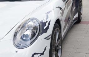 Fotostudio Focus Fahrzeugfotografie Porsche