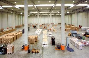 Fotostudio Focus Industriefotografie Werkhalle