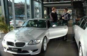 Fotostudio Focus Werbefotografie Autohändler