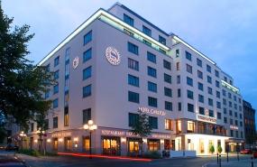 Fotostudio Focus Architekturfotografie Hotel Fassade
