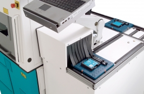 Fotostudio Focus Industriefotografie Laser