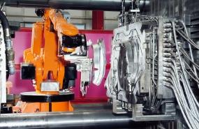 Fotostudio Focus Industriefotografie Industrieroboter