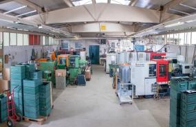 Fotostudio Focus Industriefotografie Panorama Fabrik