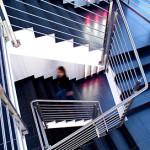 Fotostudio Focus Fotografie eines Treppenhauses
